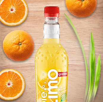 granini DieLimo orange lemongras